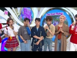 180617 The East Flying (The East Light x N.Flying) INTERVIEW @ Inkigayo