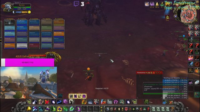 Wow Circle Pvp and PVE