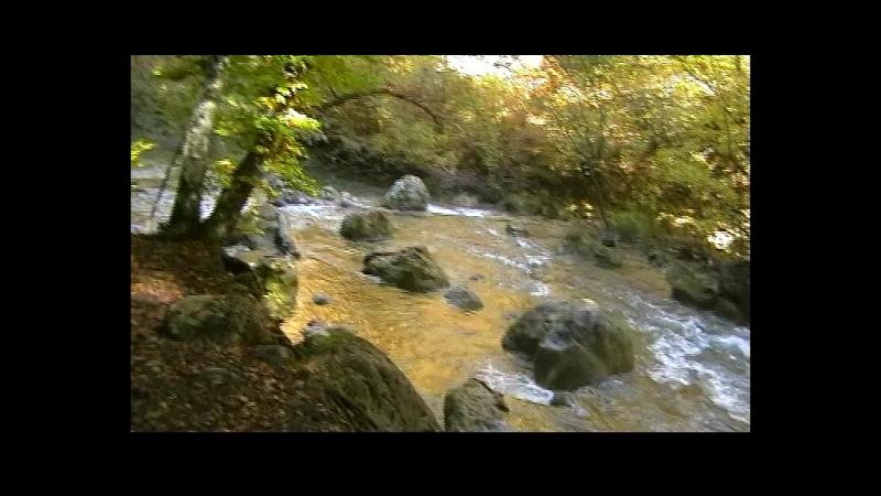 Большой Крымский каньон река Кокозка