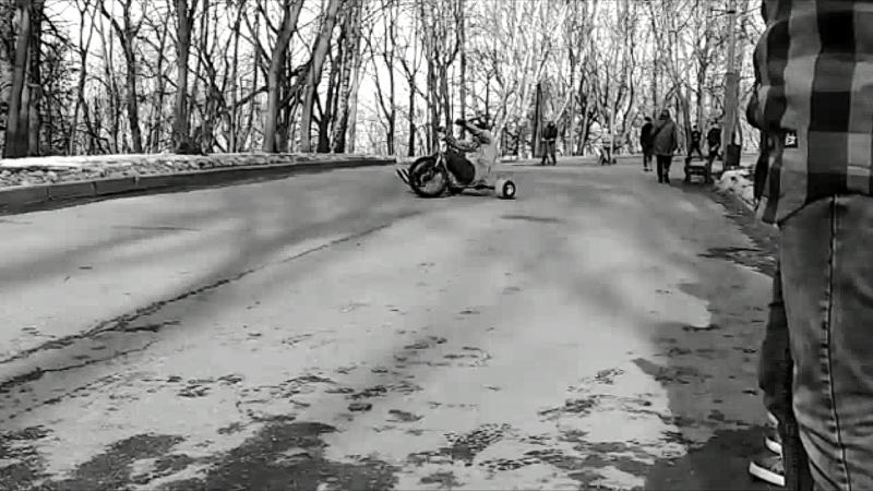 Open Drift Trike Season 18 Moscow