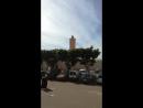 Мечеть. Призыв на молитву наверно. Агадир. Марокко.