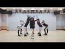 (여자)아이들((G)I-DLE) - LATATA (Choreography Practice Video)