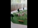 Макет детской игровой площадки (Kyle Dixon & Michael Stein - Eulogy)