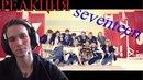 РЕАКЦИЯ на SEVENTEEN | mansae,boom boom,dont wanna cry,adore u ,VERY NICE |K-POP