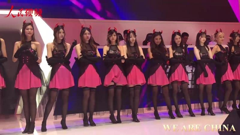 Видео про Chinajoy 2018 в Шанхае