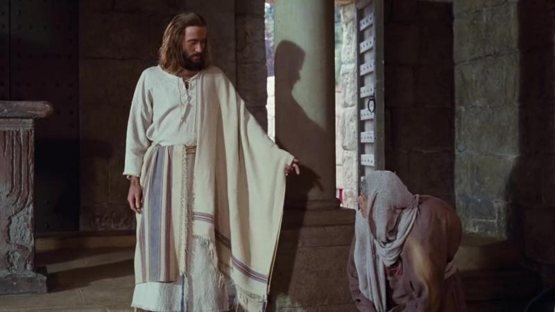 Иисус (режиссёрская версия) (дубляж киностудии имени М.Горького)