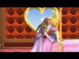 Princess Peach And Princess Zelda Lesbian kiss on the bed - Yuri Animation ( HD )