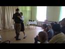 Сцена 1 из спектакля Письма православного театра Радуйся