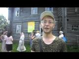 Алексей Новоселов о выставке Попова с Слободе! #ГужевTV