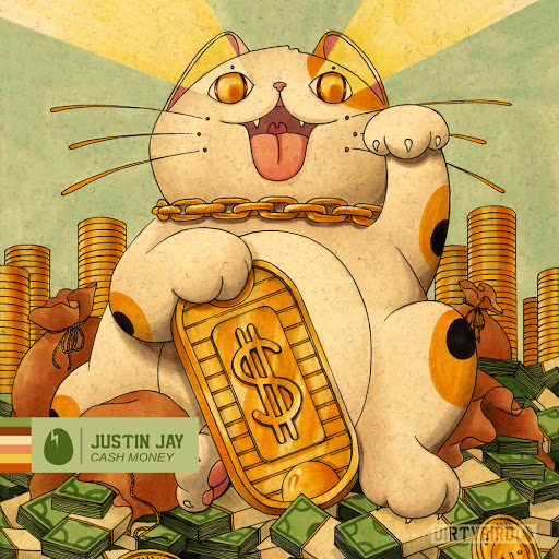 Justin Jay альбом Cash Money