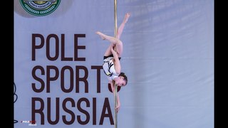 POLE SPORTS RUSSIA 2018   Aleksandra Averina