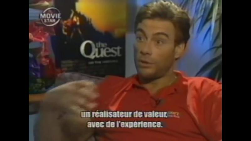 MOVIE Star Van Damme part1 2 FRENCH