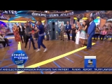 Sports-inspired dance moves! Why not! Watch the DWTS cast of season 26,