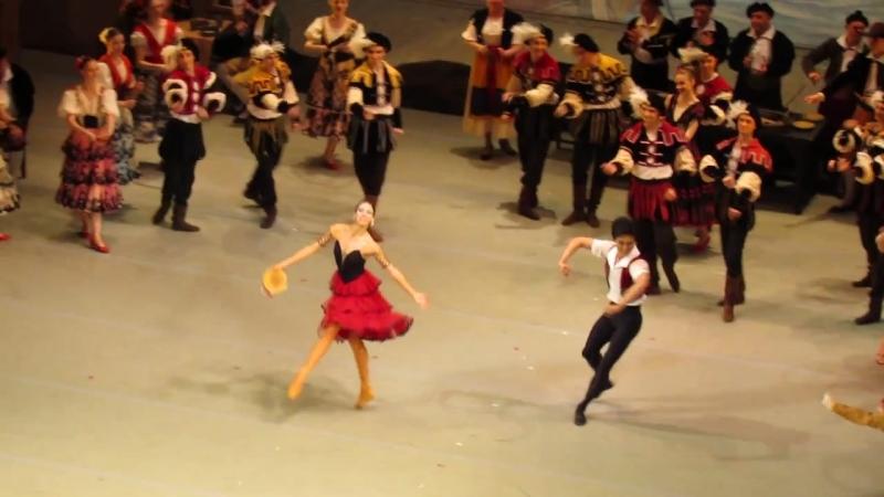 21.06.2018 Mariinsky Дон Кихот, video-clip видеоролик 5