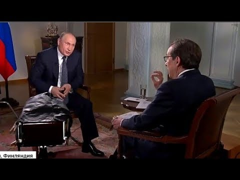 Это НЕ моё дело Нашумевшее интервью Владимира Путина телеканалу Fox News Самые ЯРКИЕ цитаты