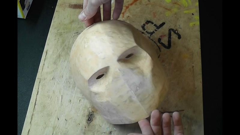 [Smotri Planeta] Как сделать маску из бумаги Army of Two (Пепакура)
