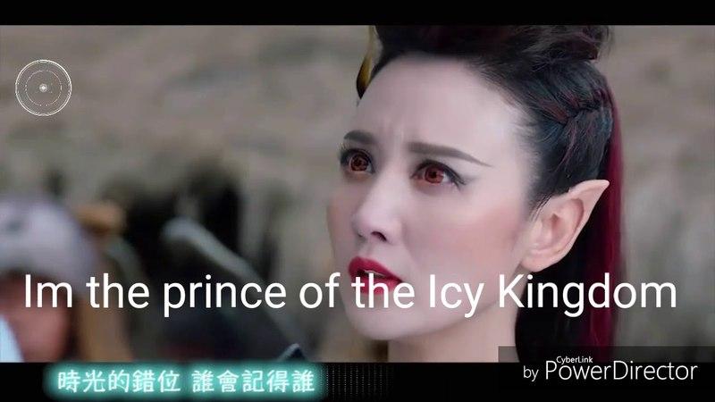 Super cin klip Ice Fantasy -Ying Kun Shi vs Yan Da