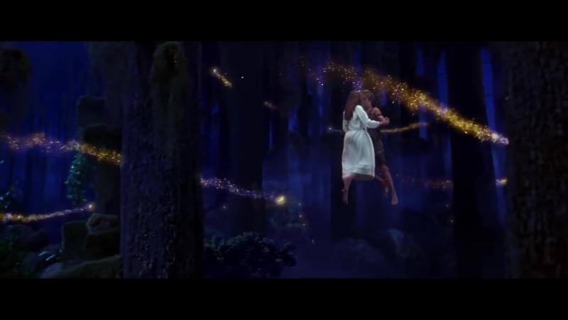 Peter Pan Wendy Darling - Fairy Dance (ТАНЕЦ)