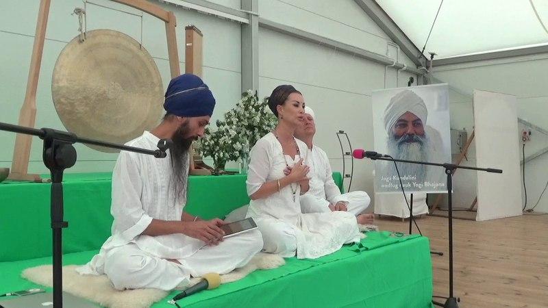 Ong Namo Guru Dev Namo - Kundalini Yoga Festival Poland 2017