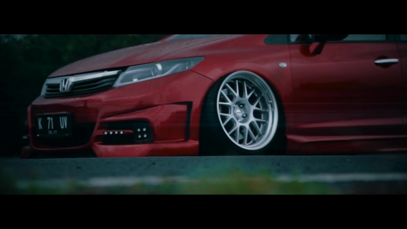 Honda Civic (Customized Jogja) SSID Media | Perfect Stance