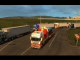 ETS2 конвой (пилотный проект)