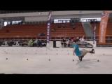 Фристайл слалом - Шульган Александр (Беларусь) - 5 место на BSS2016