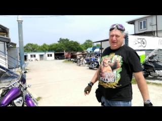 ............У  Нас  в  Гостях   Мотоцеклисты  С  Севера   .приехали  Проведать   Джека -Воробья..-КАПИТАНА   Джека   Воробья....