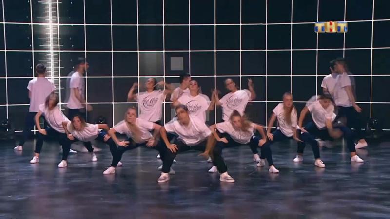 Массовый танец Виталий Уливанов Танцы ТНТ