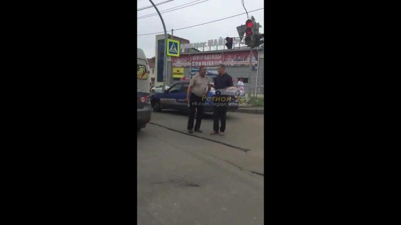 Авария на кпзисе в Челябинске