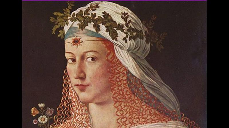 Лукреция Борджиа. Порок и красота