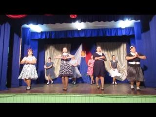 MVI_5040 Коллектив Женсовета с танцем под песню