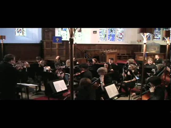 Overture from Don Giovanni, The University of Aberdeen Kings Chamber Orchestra