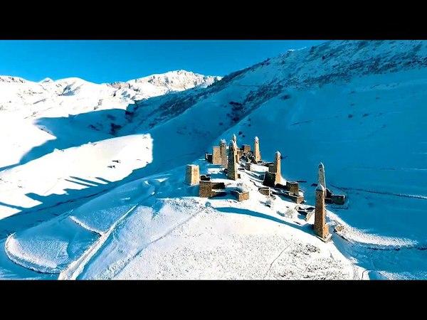 Modern Talking style 80s - Magic Fantasy Kavkaz. Winter walking Nostalgia final travel remix