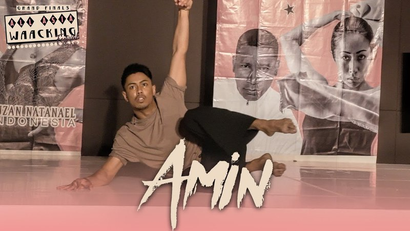 Amin Alifin (SG) | Showcase | AAWF 2018 Grand Finals Bali, Indonesia by Etoile Dance