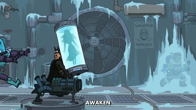 Batmetal 3 forever. joker, batgirl. arhybes
