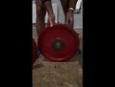 Potapenko Dmitriy 2 25kg disks lift