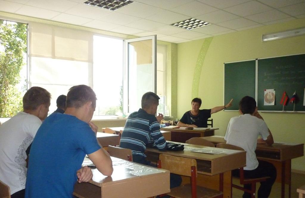 День знаний в ГОУ СПО «Тираспольском техникуме информатики и права»