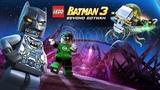 Lego Batman 3 Beyond Gotham прохождение #1- КРОК УБИЙЦА