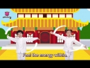 Kung Fu Fighting _ Dance Along _ Pinkfong Songs for Children