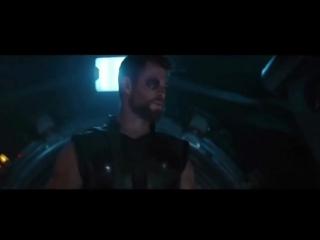 Мстители: Война Бесконечности - новый ролик
