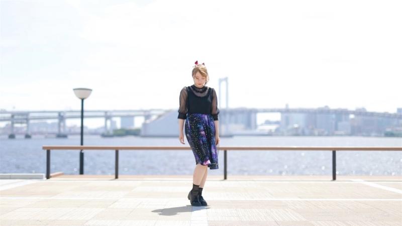 【みたたたん】 Marine Bloomin 踊ってみた 【アイマリンプロジェクト】  sm33554192