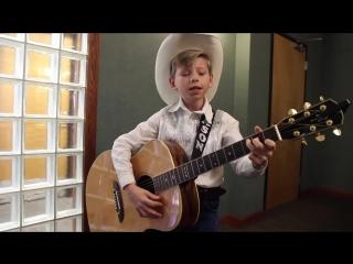 Mason Ramsey performs Hank Williams - Hey Good Lookin