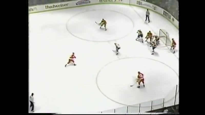 Sergei Fedorov Rookie Season Highlights (1990-91)