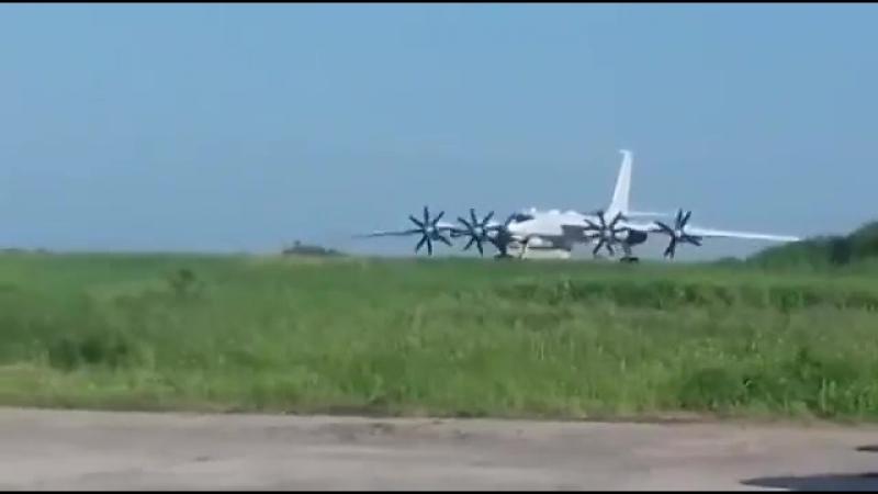 Возрождение Восточного космопорта. Ту-142 вернулись
