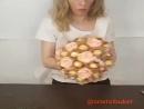 Создание букета из конфет. Закулисье
