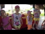Funny clown for Children balloon Challenge Fun kids video