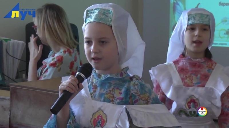 В Альметьевске запустили проект Достойные дела - Доброе имя (СОШ 7)