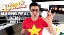 Steven Universe DIY Real Crystal Gems Part 2