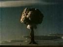 Взрыв первой советской атомной бомбы