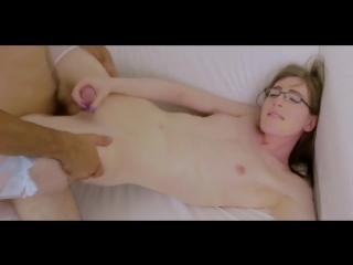Sissy in stocking fucks (красотки shemale   трансы ts ladyboy трапы sissy trap crossdresser tranny porno)